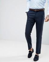 Harry Brown Macro Birdseye Suit Pants