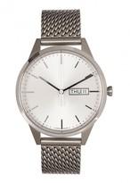 Uniform Wares C40 Silver Tone Watch
