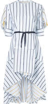 Palmer Harding Palmer / Harding Sequel reversible stripe shirt