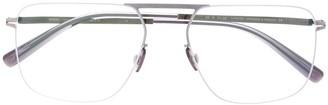 Mykita Aviator Frame Glasses