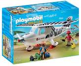 Playmobil Safari Plane Playset