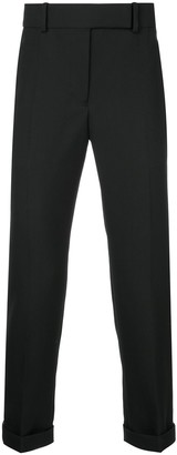Haider Ackermann Embroidered Strip Trousers