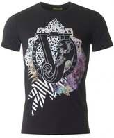 Versace Jeans 5d Print Crew Neck T-shirt