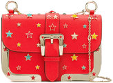 RED Valentino star stud shoulder bag - women - Leather/plastic/metal - One Size