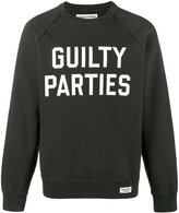 Wacko Maria Guilty Parties sweatshirt - men - Cotton - S