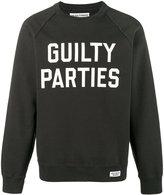 Wacko Maria Guilty Parties sweatshirt
