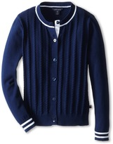 Tommy Hilfiger Mini Cable Sweater (Big Kids)