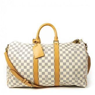 Louis Vuitton Keepall Multicolour Cloth Travel bags