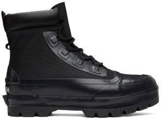 Ambush Black Converse Edition CTAS Duck Boots