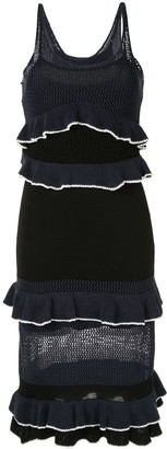 SUBOO Angel knit dress
