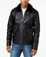 Levi's Men's Faux Leather Jacket