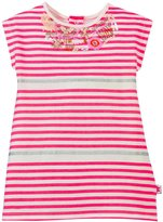 Billieblush Dress With Embellishment (Baby) - Rose Fluo-12 Months