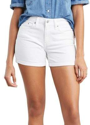 Levi's Slim-Fit Mid-Rise Shorts