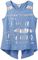 Ten Sixty Sherman I&m a Dreamer Tank (Big Girls)
