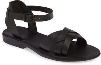 Jerusalem Sandals Chloe Ankle Strap Sandal