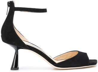 Jimmy Choo Reon 65mm sandals