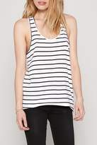 Amuse Society Davis Stripe Tank Top