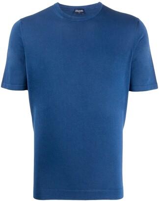 Drumohr solid-color T-shirt