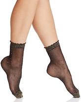 Fogal Keira Sheer Mesh Socks