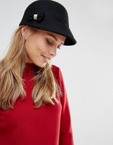 Ted Baker Mini Bow Detail Hat