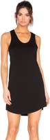 Beyond Yoga Modal Baby Terry Shift Tank Dress