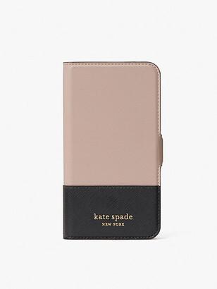 Kate Spade Spencer Iphone 11 Pro Magnetic Wrap Folio Case