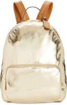 Tommy Hilfiger Julia Metallic Crinkle Large Dome Backpack