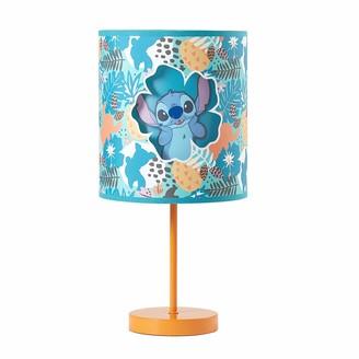 Idea Nuova Lilo and Stitch Double Shade Table Lamp