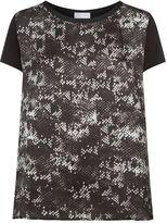 Escada Sport Snake Print T-Shirt