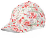 Ralph Lauren Linen-Cotton Baseball Cap