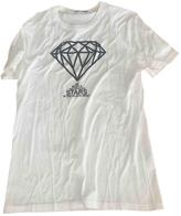 Christian Dior White Cotton T-shirt
