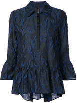 Marc Cain ruffled blouse