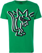 Marc Jacobs stinky rat print T-shirt