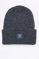 Herschel Supply Co. Abbott Reflective Navy Beanie