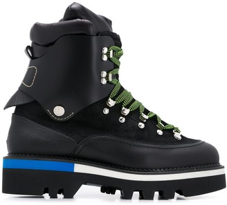 DSQUARED2 Hiking Ankle Boots