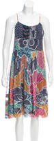 Diane von Furstenberg Franny Silk Dress