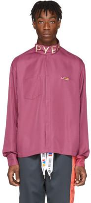 Pyer Moss Reebok by Purple Collection 3 Poplin Button Shirt