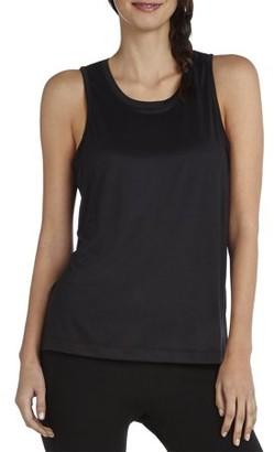 Danskin Women's Activewear Side Step Tank