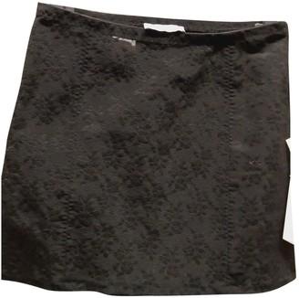 Philosophy di Alberta Ferretti Black Skirt for Women