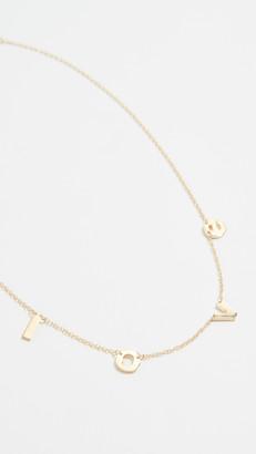 Jennifer Zeuner Jewelry Parker Necklace