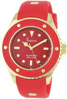 Freelook Men's HA9035G-3 Aquajelly with Gold Watch