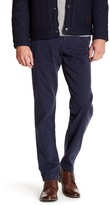 Brooks Brothers Milano Dark Blue Dress Pant - 32-36 Inseam