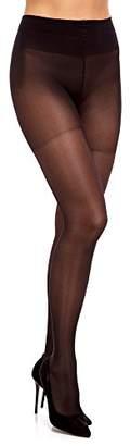 Levante Women's Levia 140 Support Stockings, 100 DEN, Brown Visone), 16 (size: )