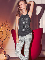 Victoria's Secret Victorias Secret The Pillowtalk Tank and Legging Pajama