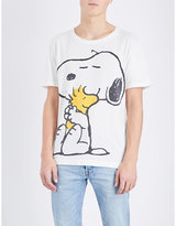 Gucci Snoopy Cotton-jersey T-shirt