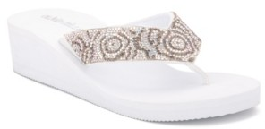 OLIVIA MILLER Summer Fling Sandals Women's Shoes
