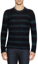 BLK DNM Stripe Sweater