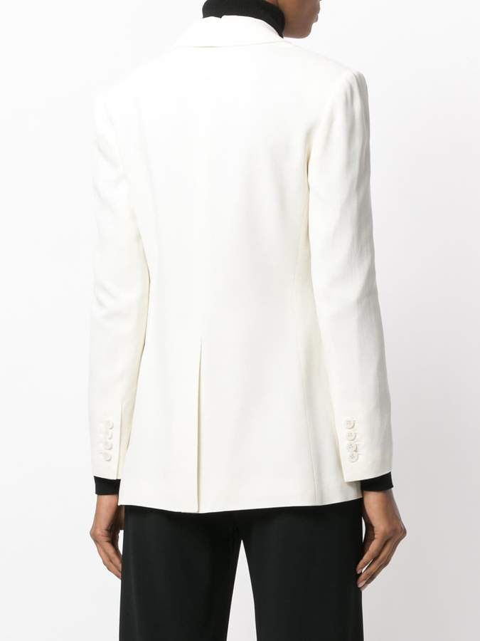 Theory flap pockets blazer