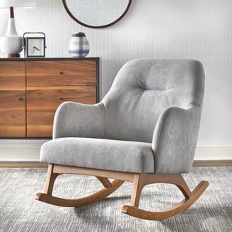 Ebern Designs Ghalib Rocking Chair