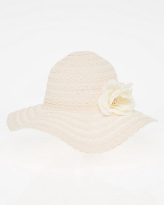 Le Château Lace Floppy Hat